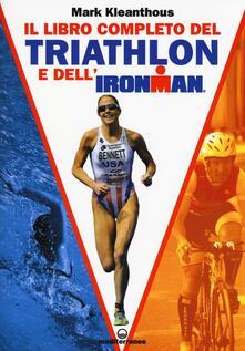 Filmarelalterita.it Il libro completo del triathlon e dell'ironman Image