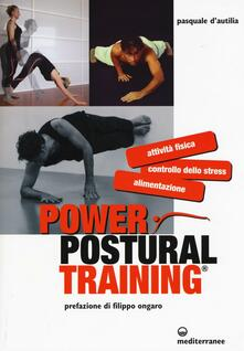 Criticalwinenotav.it Power postural training Image
