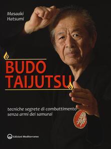 Winniearcher.com Budo taijutsu. Tecniche segrete di combattimento senza armi dei samurai Image