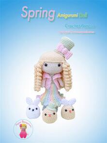 Spring Amigurumi Doll