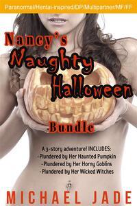 Nancy's Naughty Halloween Bundle