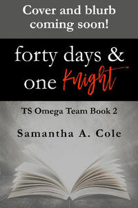 Forty Days & One Knight: TS Omega Team Book 2