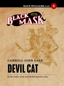 Devil cat. Race Williams (Black Mask). Vol. 5