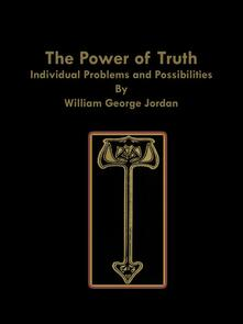 Thepower of truth. Individual problems and possibilities