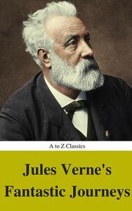 Jules Verne's fantastic journeys