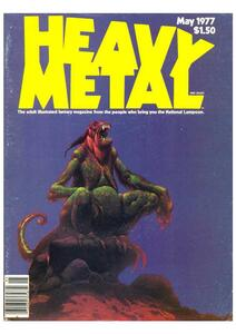 Heavy Metal. May 1977