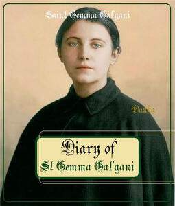 Diary of St Gemma Galgani