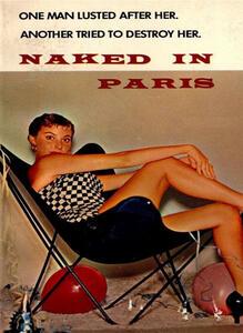 Naked In Paris - Adult Erotica