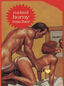 Naked horny teacher