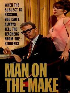 Man On The Make - Adult Erotica