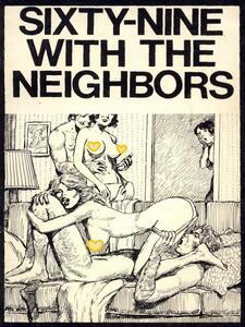 Sixty-Nine With The Neighbors - Adult Erotica