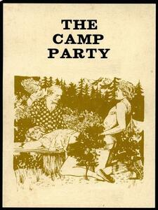 The Camp Party - Adult Erotica