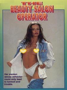 The Beauty Salon Operator - Adult Erotica