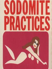 Sodomite Practices - Adult Erotica
