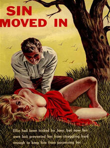 Sin Moved In - Adult Erotica