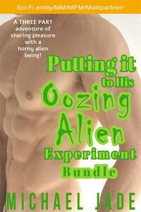 Putting it to His Oozing Alien Experiment Bundle