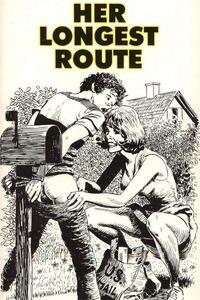 Her Longest Route - Erotic Novel