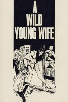 Awild young wife