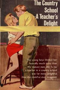 A Teacher's Delight - Erotic Novel