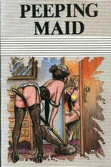 Peeping Maid - Erotic Novel