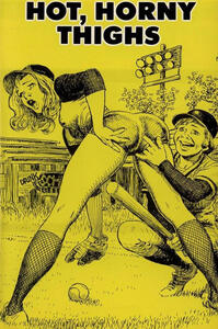 Hot, Horny Thighs - Erotic Novel