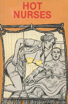 Hot Nurses - Erotic Novel