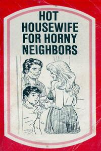 Hot Housewife For Horny Neighbors - Erotic Novel