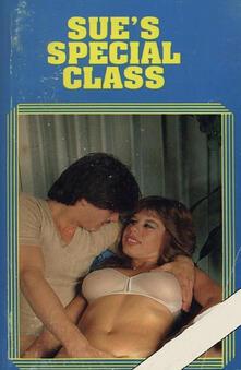 Sue's Special Class - Erotic Novel