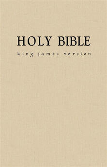 The Holy Bible:King James Version[kindle complete](Annotated)