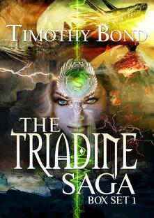 The Triadine Saga: Box Set One