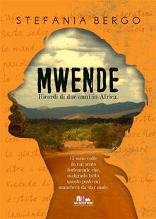 Mwende - Stefania Bergo - ebook