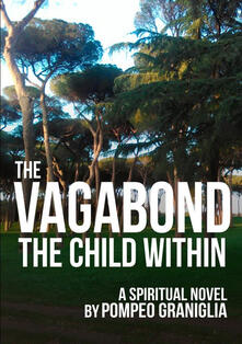 The vagabond. The child within - Pompeo Graniglia - copertina