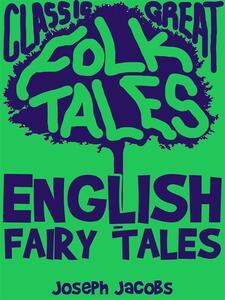 Ebook English Fairy Tales Joseph Jacobs