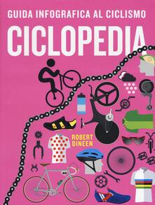 Osteriacasadimare.it Ciclopedia. Guida infografica al ciclismo. Ediz. a colori Image