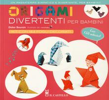 Winniearcher.com Origami divertenti per bambini. Con adesivi Image
