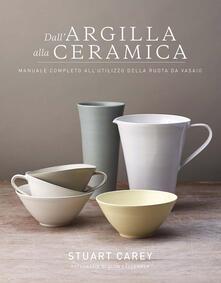 Winniearcher.com Dall'argilla alla ceramica. Manuale completo all'utilizzo della ruota da vasaio Image