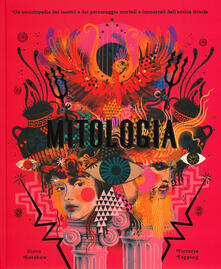 Mitologia - Steve Kershaw - copertina