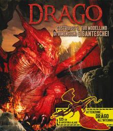Drago. Con gadget - Deborah Kespert - copertina