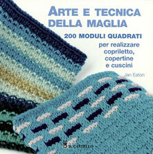 Arte e tecnica della maglia - Jan Eaton - copertina