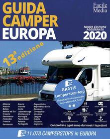 Camfeed.it Guida camper Europa 2020. Con app Image