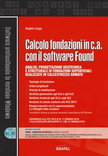 Squillogame.it Calcolo fondazioni in c.a. con il software Found. Con software Image