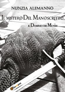 Antondemarirreguera.es Il mistero del manoscritto. Il dominio dei mondi Image