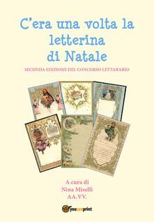 C'era una volta la letterina di Natale - Nina Miselli - copertina
