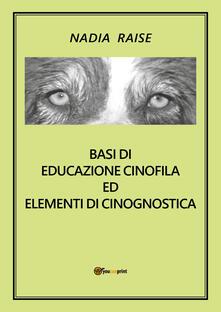 Winniearcher.com Basi di educazione cinofila ed elementi di cinognostica Image