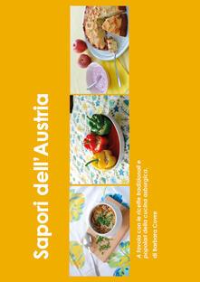 Sapori dell'Austria - Barbara Covre - copertina