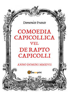 Comoedia capicollica - Domenico Franco - copertina