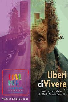 Liberi di vivere - Maria Grazia Finocchi - copertina
