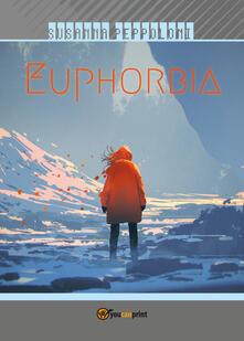Euphorbia - Susanna Peppoloni - copertina