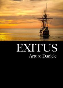 Exitus - Arturo Daniele - copertina