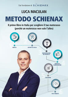 Metodo Schienax - Luca Maculan - copertina